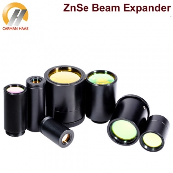 CO2 10600nm 10.6um BET Fixed Magnification Beam Expanders for CO2 Marking Cutting