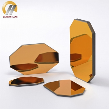 CO2 Fiber laser Galvo Mirrors for 3D Dynamic Focus Scanner laser making system