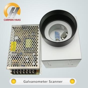 Galvo Scanner Head for Marking Machine - Reflector