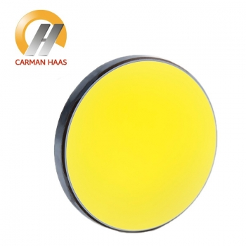 High Quality Si Reflective Mirror Dia 19.05 20 25 30 38.1mm Coated Gold for CO2 Laser Engraving Cutting Machine