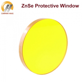 Laser Protective Lens AR-Coated ZnSe Windows for CO2 Laser Cutting marking Machine