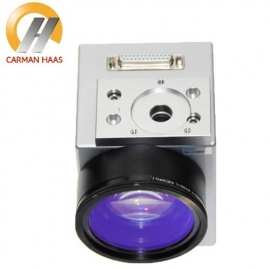 355nm UV Laser Galvanometer Scanner Head with UV F-theta Scan Lenses for UV Laser Marking Machine