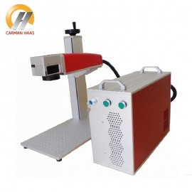 50W Fiber Laser 3D Deep Engraving & Marking Machine for Metal and Nonmetal Surface