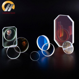 Aspheric Fused Silica Focusing Lens For Fiber Cutting Head Supplier