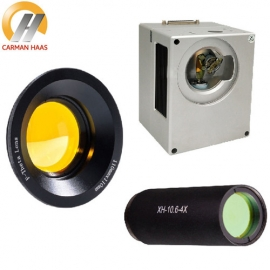 CO2 F-theta Scan Lenses for CO2 Laser Marking Machine, SLS Optical System