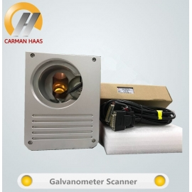 China CO2 Galvo Scanner Supplier China Aperture 16mm/20mm/30mm factory