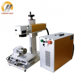 China Split Fiber Laser Marking Machine