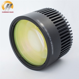 China Fiber UV Green Laser 355 TELECENTRIC F-THETA SCANNER LENSES manufacturer supplier factory
