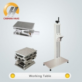 China Up & Down working table for laser machine Chinese suppliers factory