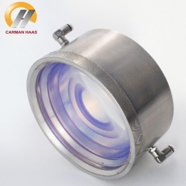 China Welding F-theta Lenses for galvo head laser welding machine supplier china factory